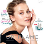 Catalogue mỹ phẩm Oriflame tháng 10-2016