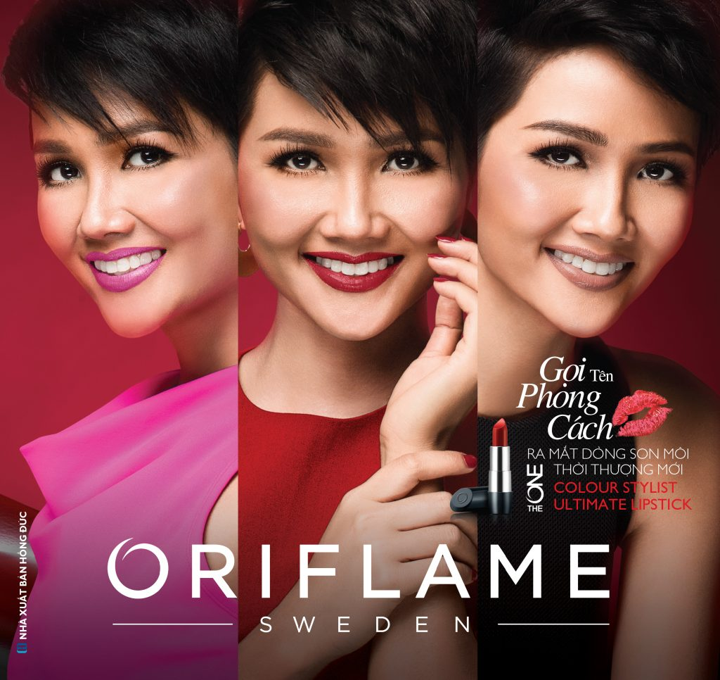 Catalogue mỹ phẩm Oriflame 7-2019