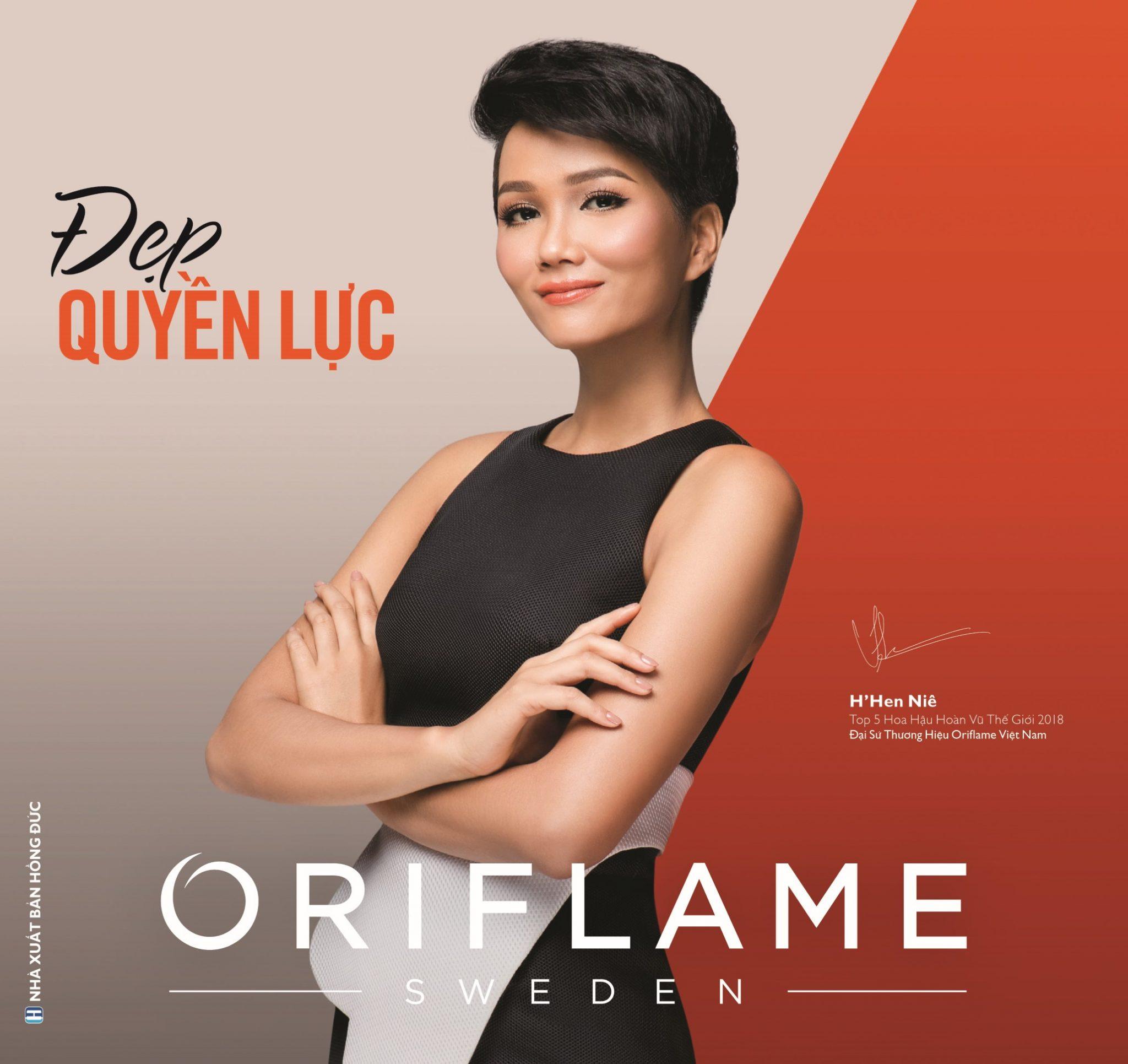 Catalogue mỹ phẩm Oriflame 11-2019